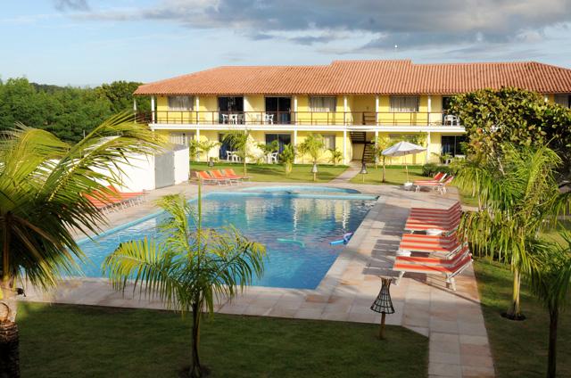 Basecamp Hotel Porto Securo/Bahia WM-Vorbereitung Brasilien Februar 2014